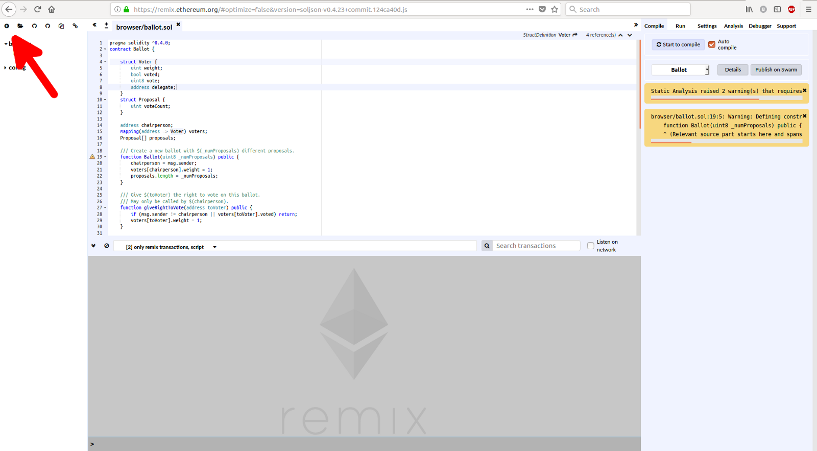 Can Compiled Ethereum See Your Strings Bitcoin Transaction Fees