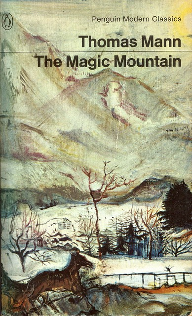 an analysis of thomas manns novel the magic mountain Ken kesey's novel, sometimes a great notion (1964), character indian jenny purchases a thomas mann novel and tries to find out  just where was this mountain full of magic (p 578) hayao miyazaki's.