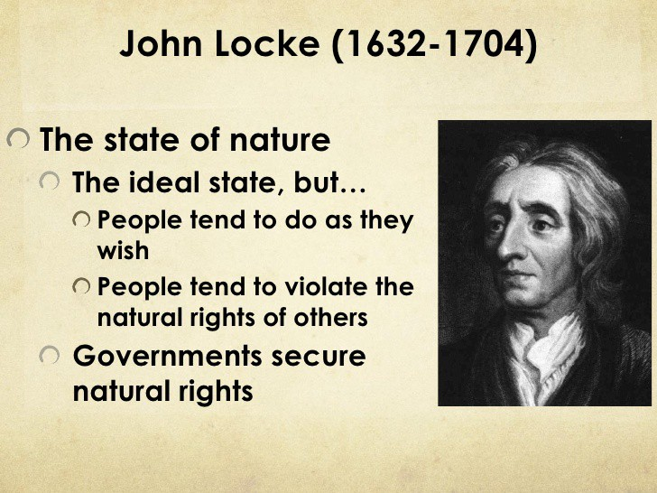 how does john locke affect us today How did the enlightenment impact society a: john locke introduced the concept that people had the power to change the government if it did not fulfill its duties to the people legislative and judicial branches of the united states government.