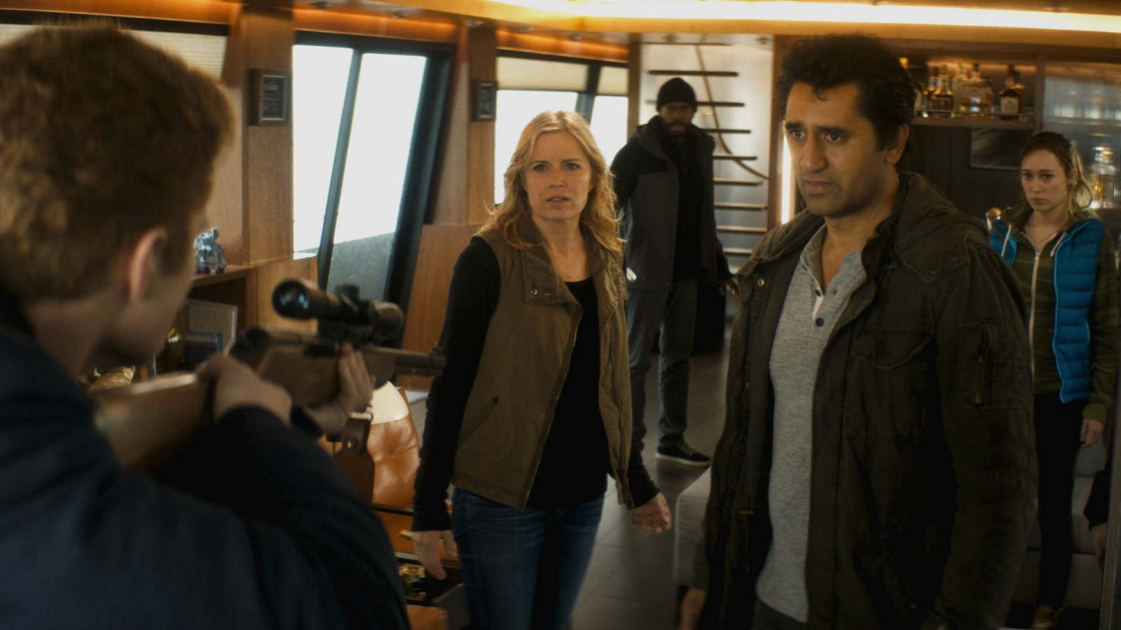 Fear the Walking Dead Temporada 4 Episódio 14 Legendado HD