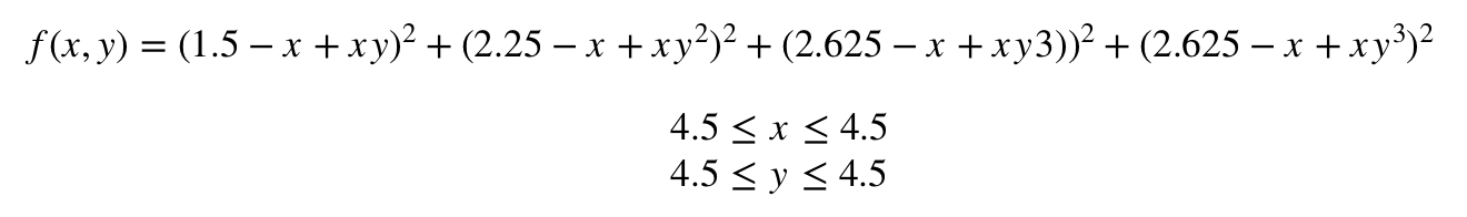 Beale function equation