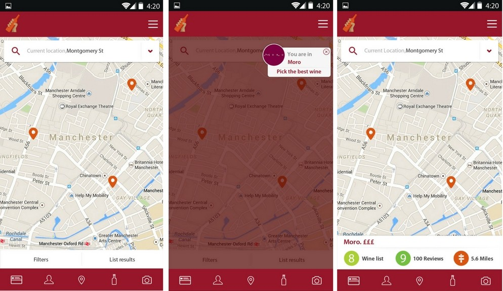 How to build location-aware mobile apps using Google Places API Google Maps Search Api on