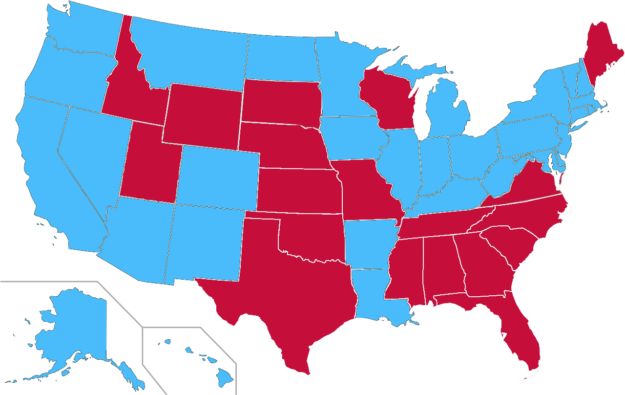 Medicaid Expansion States Map 2017.Here S Why You Shouldn T Worry About Losing Your Obamacare Plan
