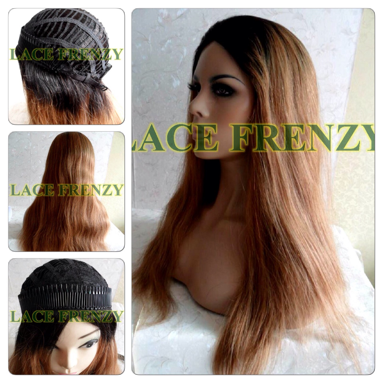 Full Lace Customizable Wigs A Wonderful Hair Extension Option