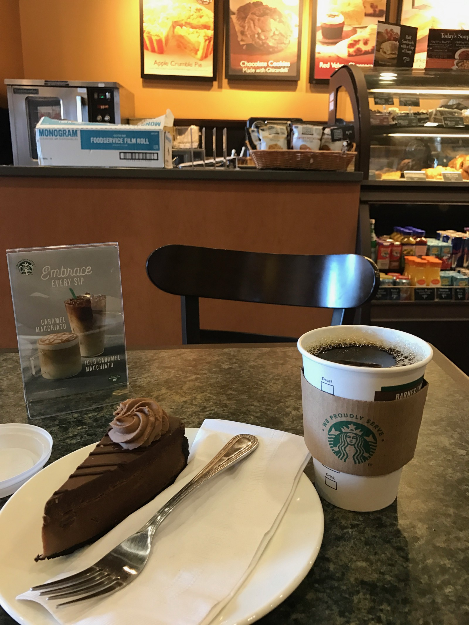 Barnes and Noble Starbucks Cheesecake Factory – Technicat on Media
