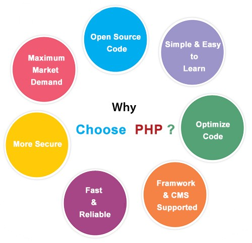 Why do developers choose PHP for web development?