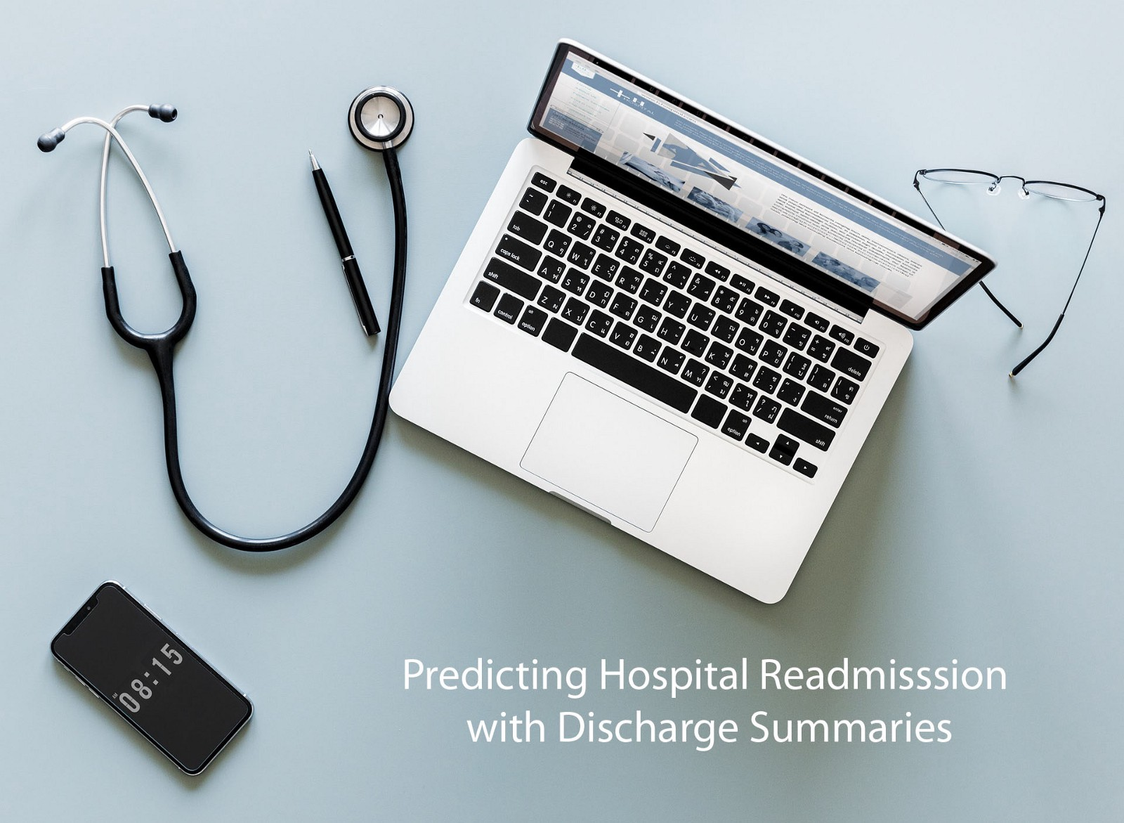Introduction To Clinical Natural Language Processing Predicting How Build Electronic Stethoscope Doctors Have Always Written Notes About Their Patients Originally The Were On Paper And Locked Away In A Cabinet