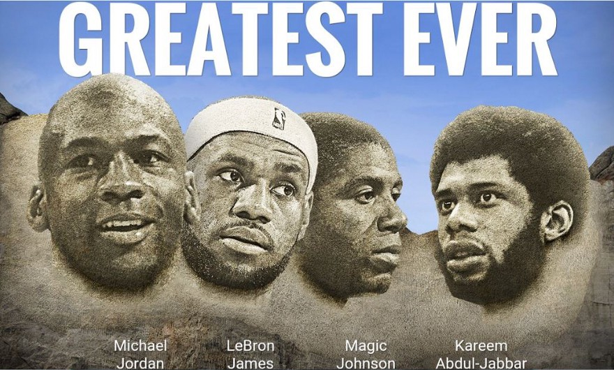 Image result for nba mount rushmore