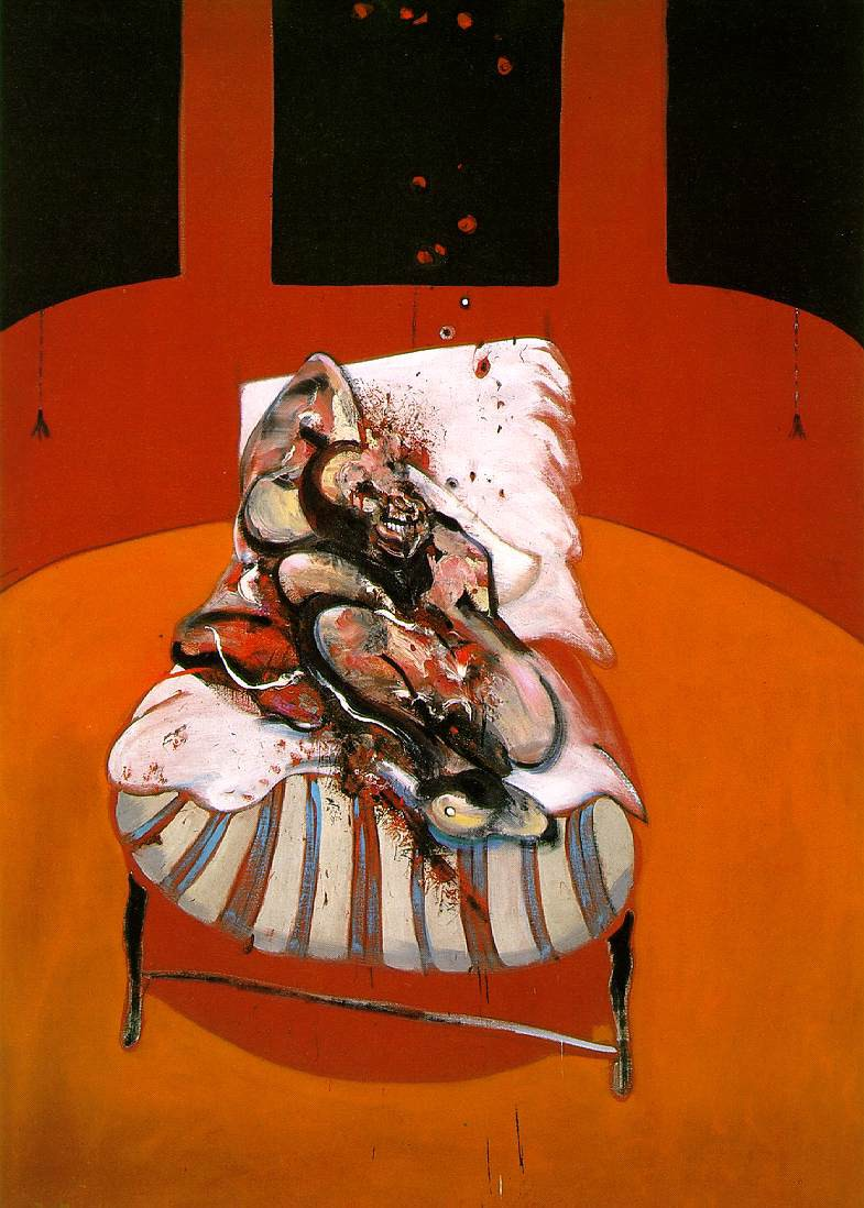 an analysis of the artworks of morton schamberg and francis bacon at the amon carter museum