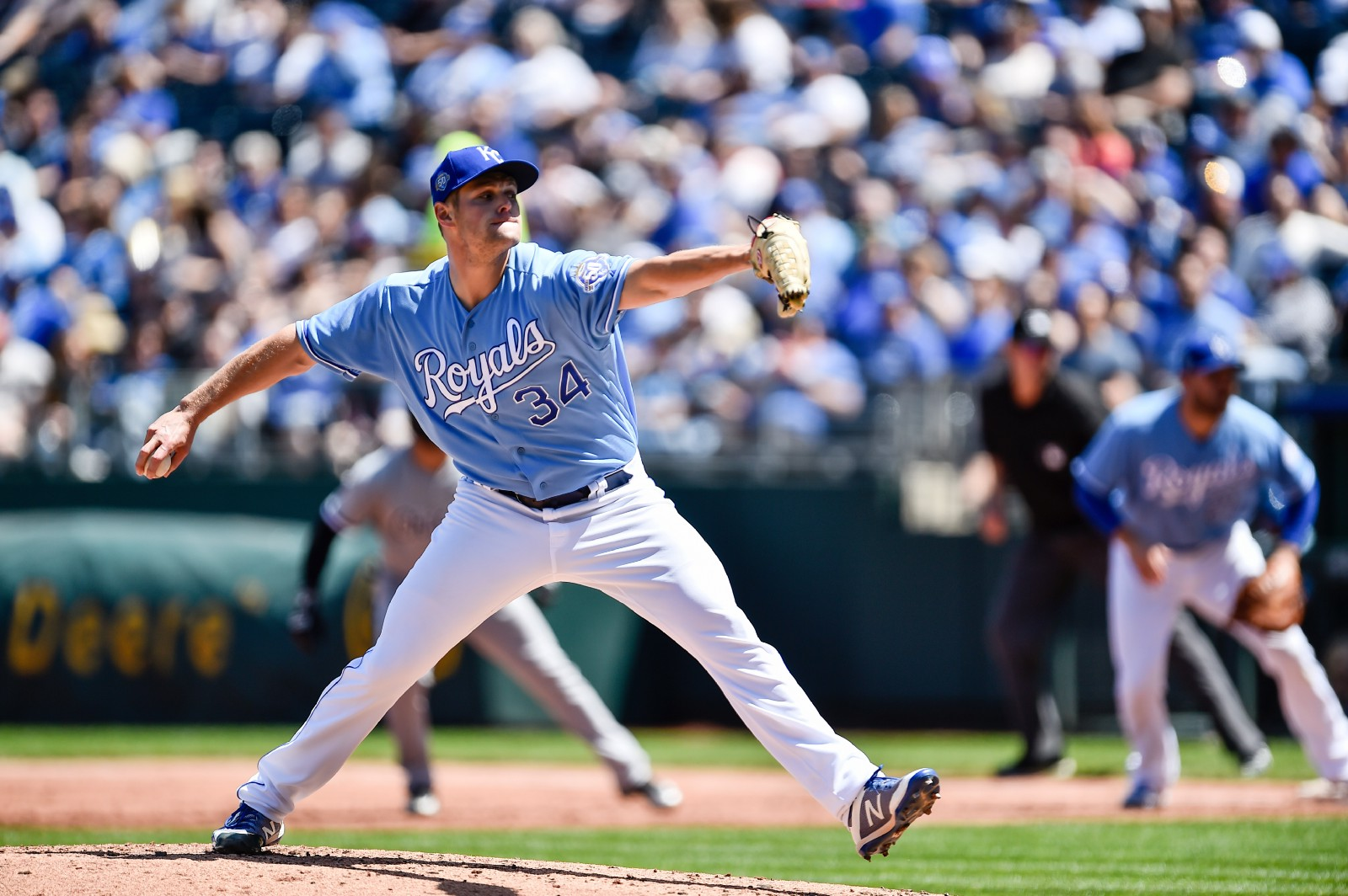 royals name minor league players and pitchers of the month for may