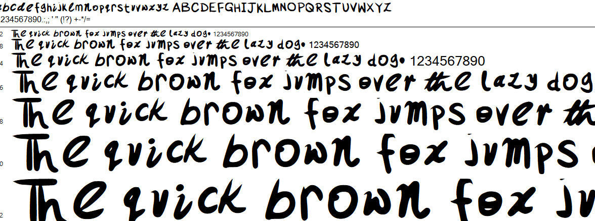 Turn Your Handwriting Into A Font With This 5 Minute Hack
