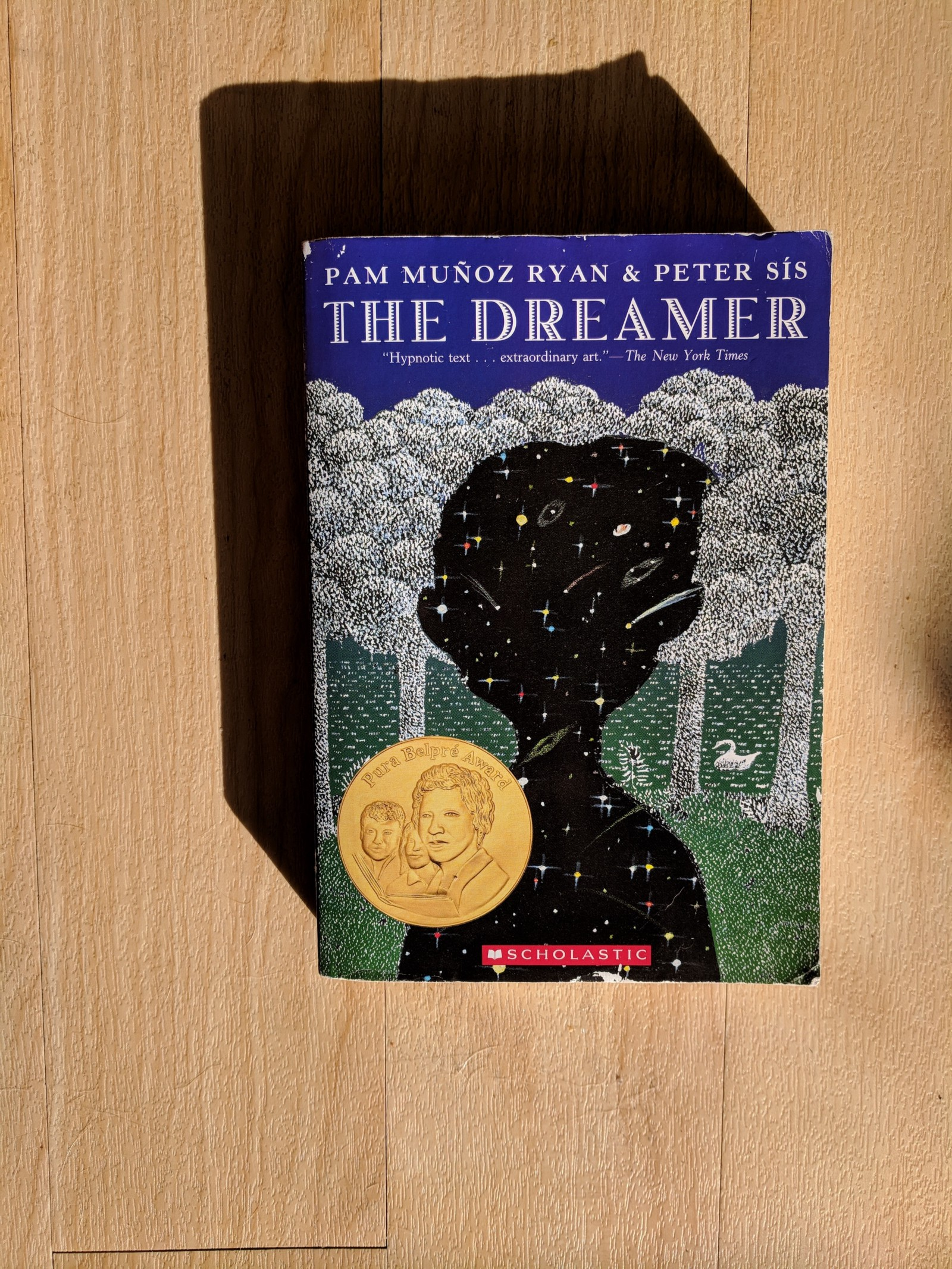 The Dreamer By Pam Munoz Ryan Illustrated By Peter Sis