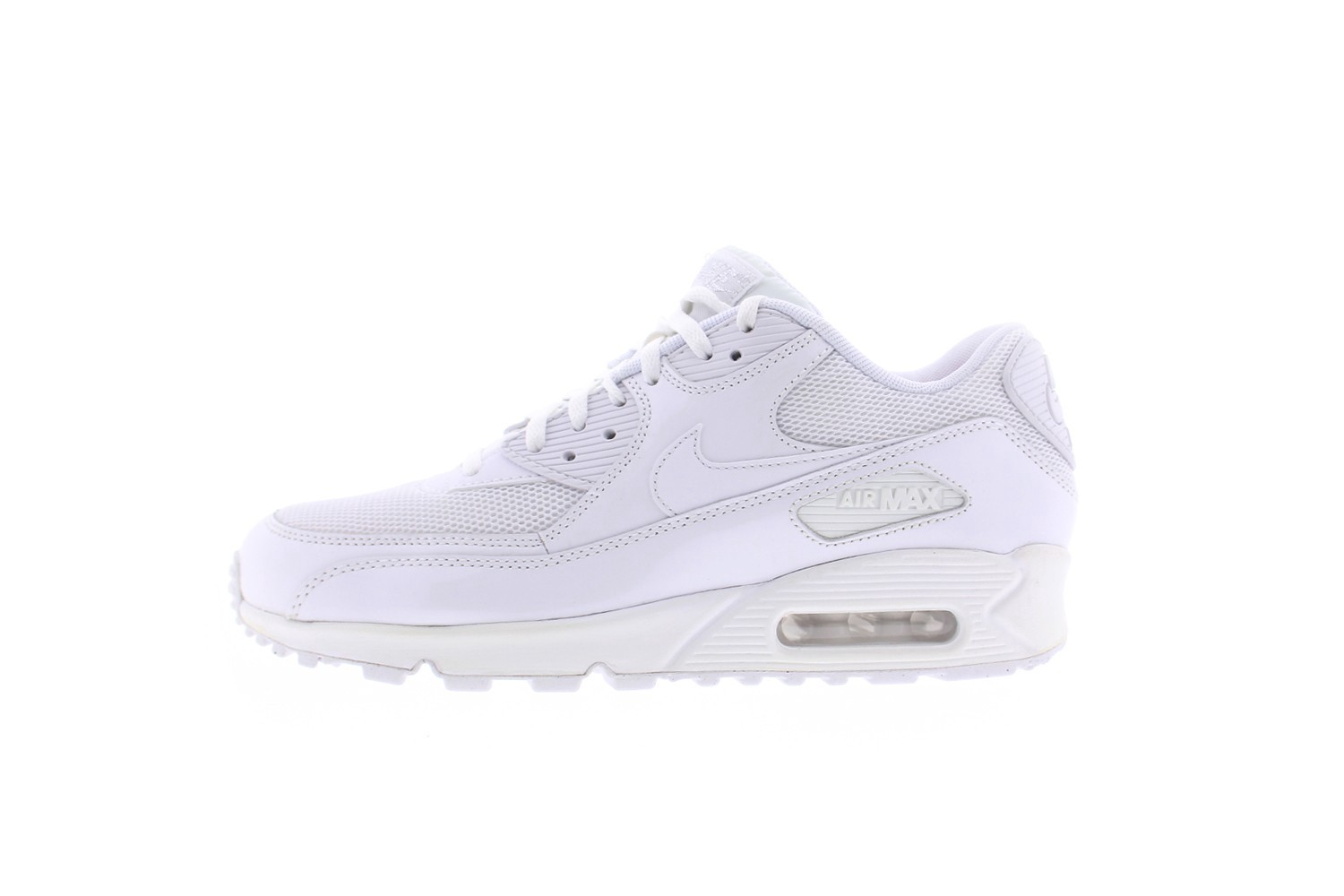 best service 42d41 e65c0 Air Max 90 blancas, a la venta en Foot on Mars.