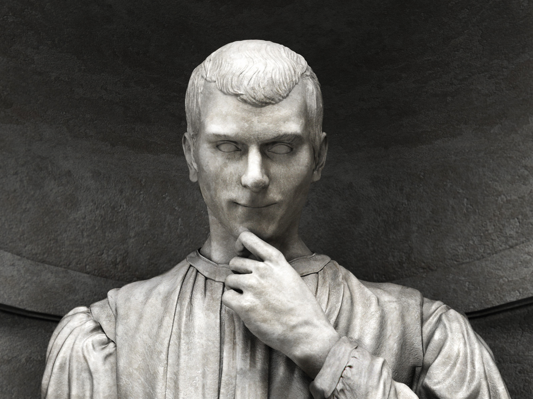 A biography of niccolo machiavelli a political philosopher