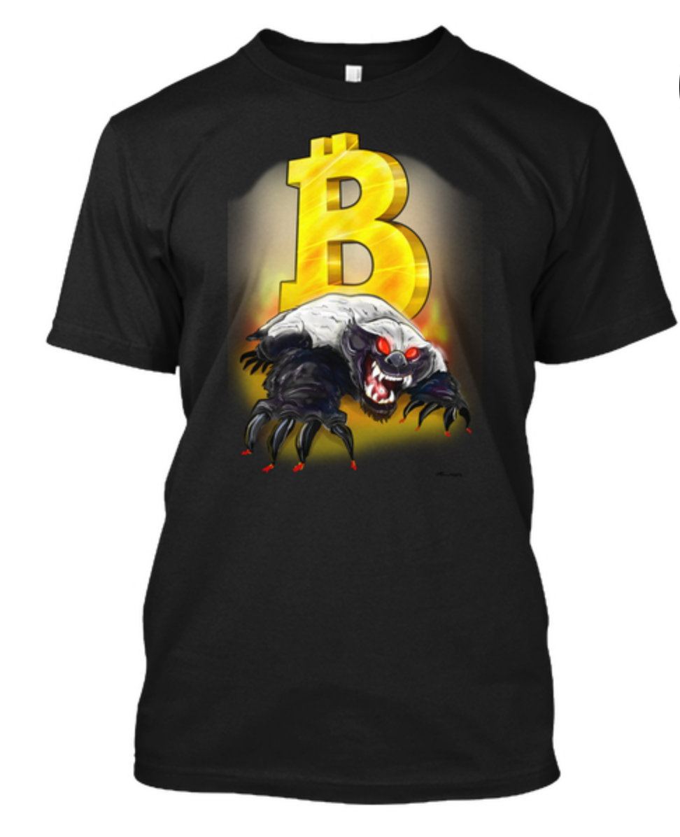 Mastering shitcoins the poor mans guide to getting crypto rich is there a reason you dont have a money badger t shirt you might want one because theyre a hell of a lot cheaper than bitcoin ccuart Image collections
