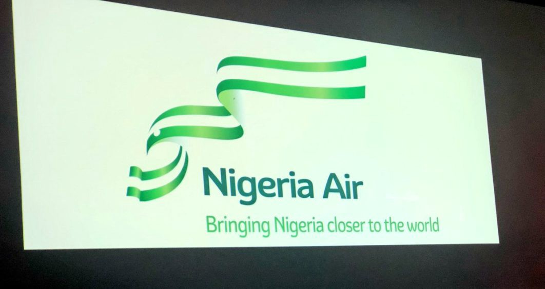 c26347a6630 Why you think the new Nigeria Air logo is ugly – Noteworthy - The ...