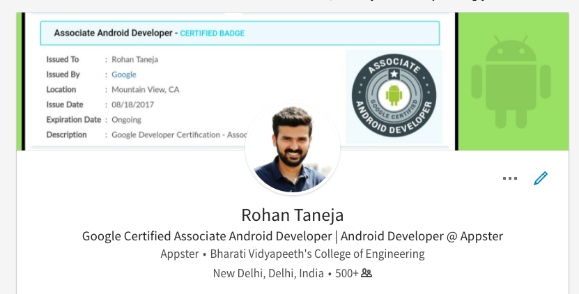 Google Certified Associate Android Developer: Tips, FAQs & my journey