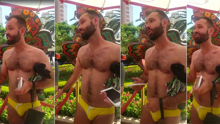 Speedos, Attention Whores, And Homophobes  Crossingenres-2491