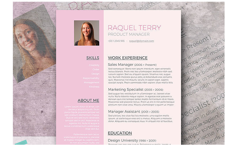Top 50 Free Resume CV Templates – TemplateMonster.com – Medium