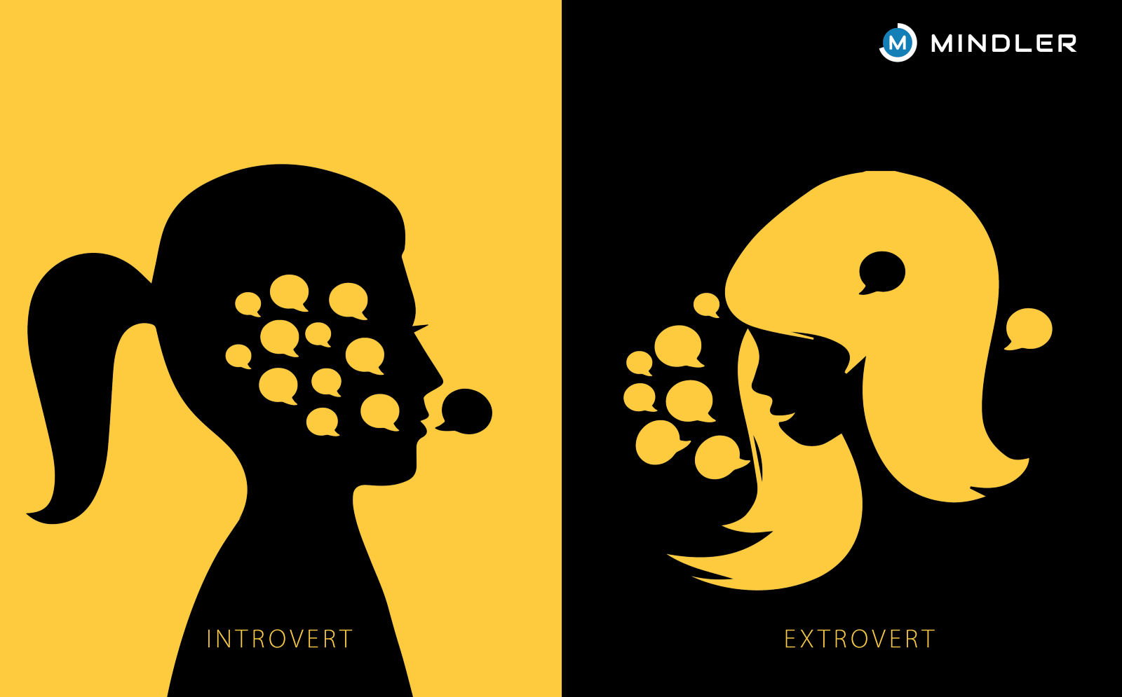 Image result for introvert and extrovert corporate