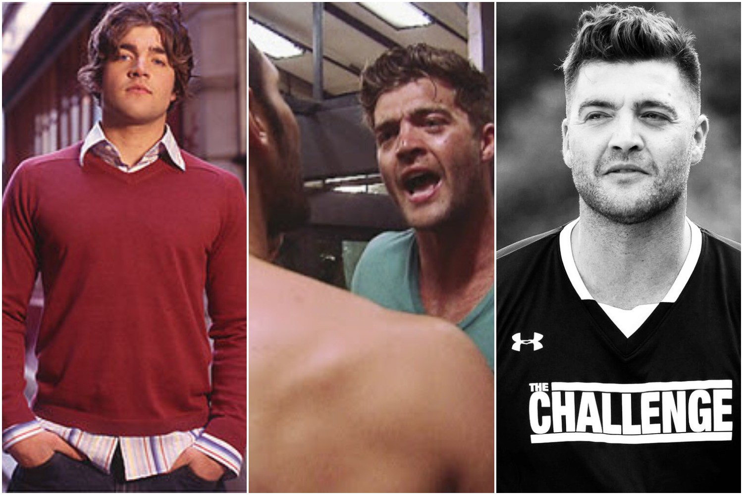 In Honor Of Ct Tamburello S 38th Birthday This Is Part One A Three Series About The Real World And Challenge Star Check Back For Two Later