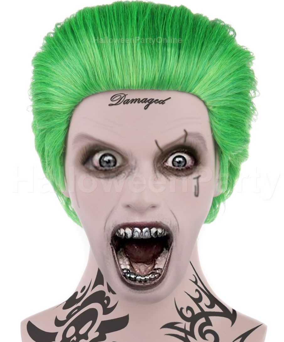 All The Problems With This Year's Jared Leto Joker Costumes