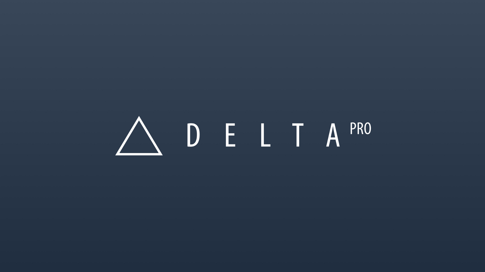 First sneak peek at delta 13 multiple portfolios delta pro delta pro is meant for users who want those advanced features or simply want to back us because they support delta and want to keep it alive buycottarizona