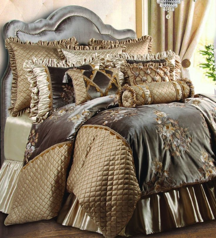 Great Luxury Bed Sheets For An Elegant Bedding