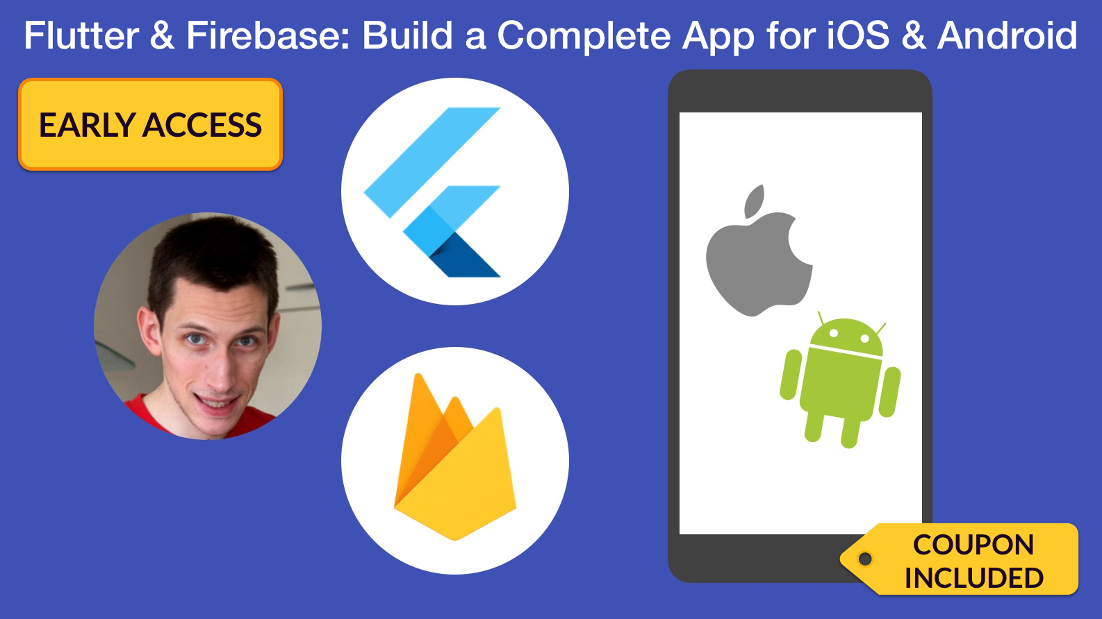 6eed910abd24 Flutter   Firebase Udemy Course — Now Available for Early Access
