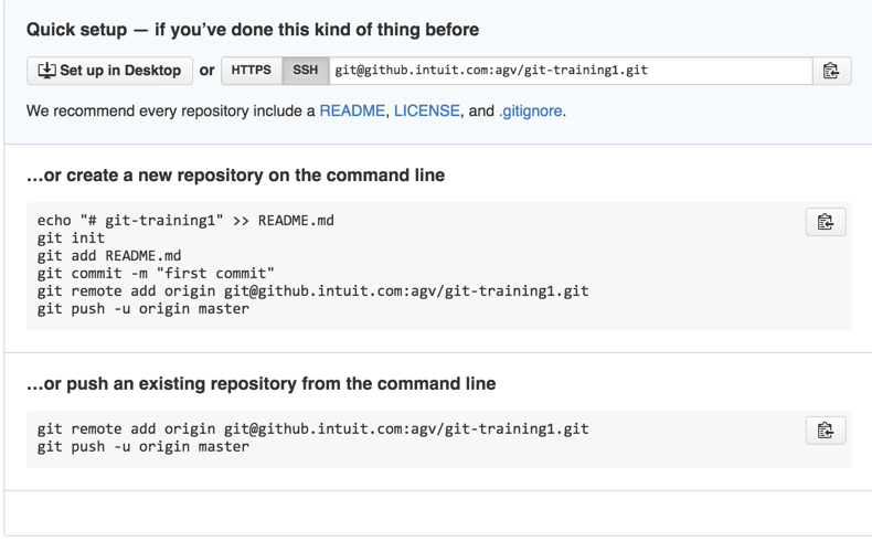 how to work with github
