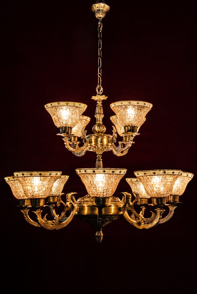 5 types of chandelier that can style any room with perfection casual glass chandeliers aloadofball Image collections