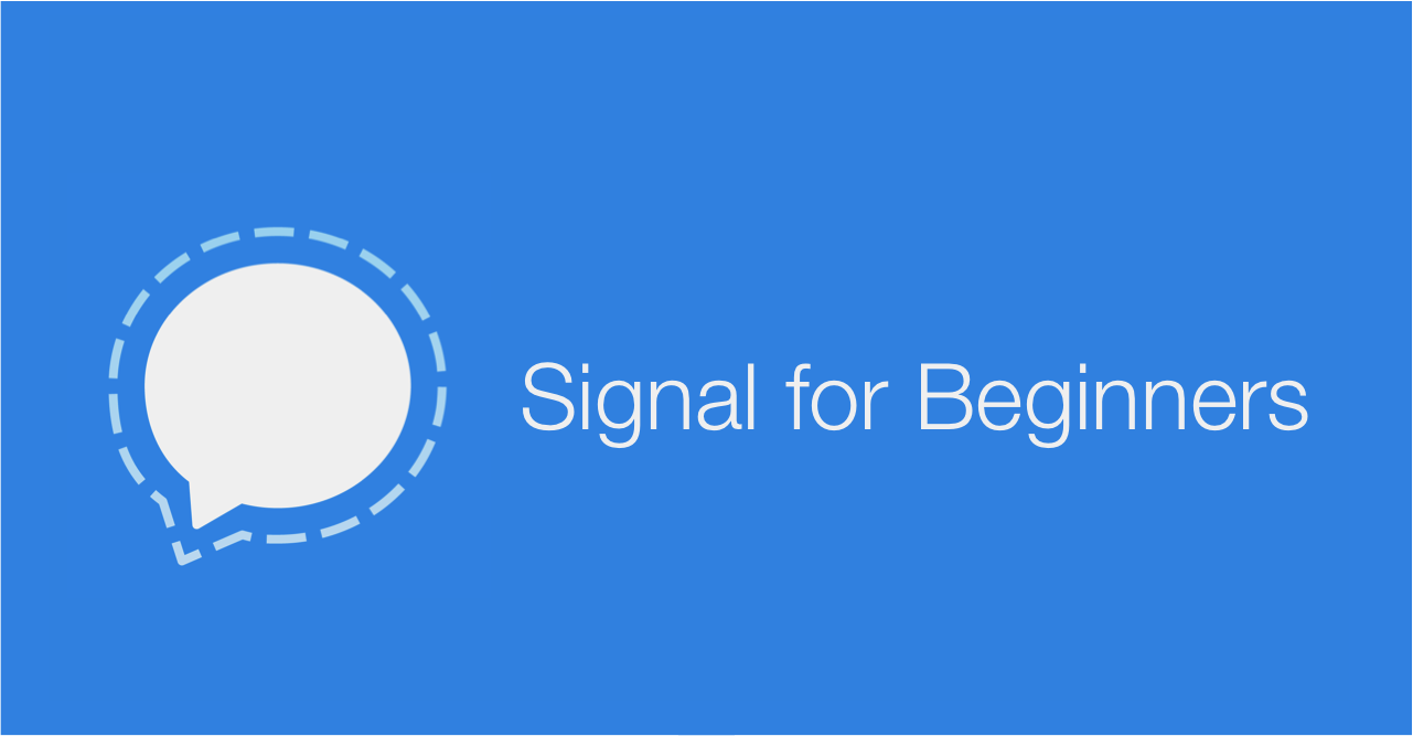 Signal For Beginners Martin Shelton Medium Turnsignal Systems Some Reason People Have Gotten Pretty Interested In Mobile Security Lately So Lets Talk About A Secure Messaging App Called