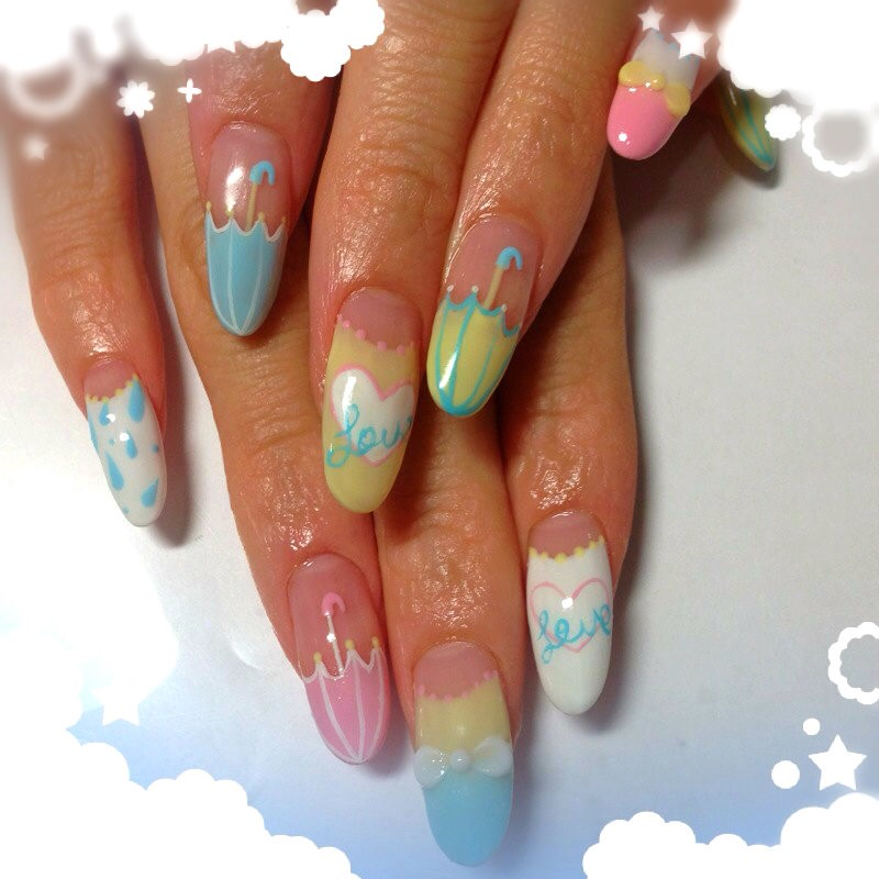 Fabulous Japanese Nail Art Design Collection vol.2 (Summer ver.)