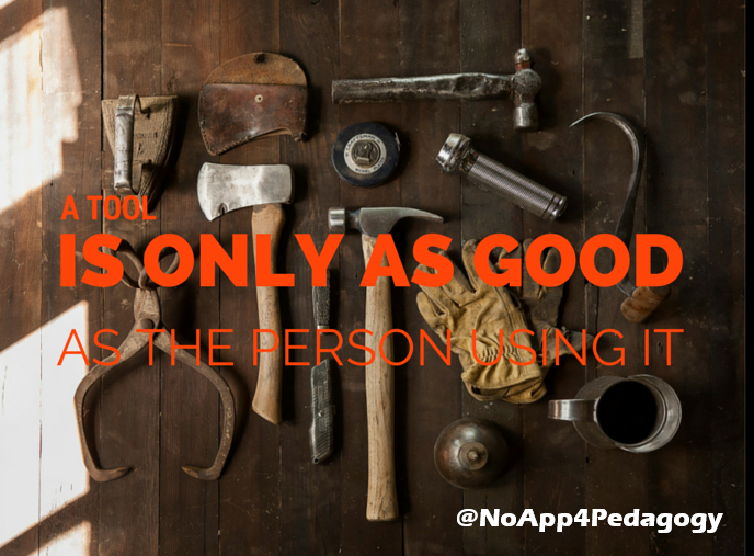 Cool Tools Are Fun, But Learning Should Come First