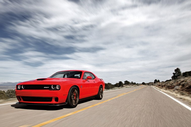 He Fastest Muscle Cars Of Today Are Safer And More Ful Than Those Used By Street Racers In The Past Dodge
