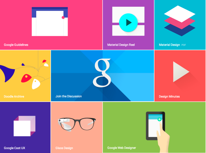 Also Known As Quantum Paper Google S Material Design Language Is The Digitally Evolved Form Of Physical Itself Incorporating Many Visual Metaphors