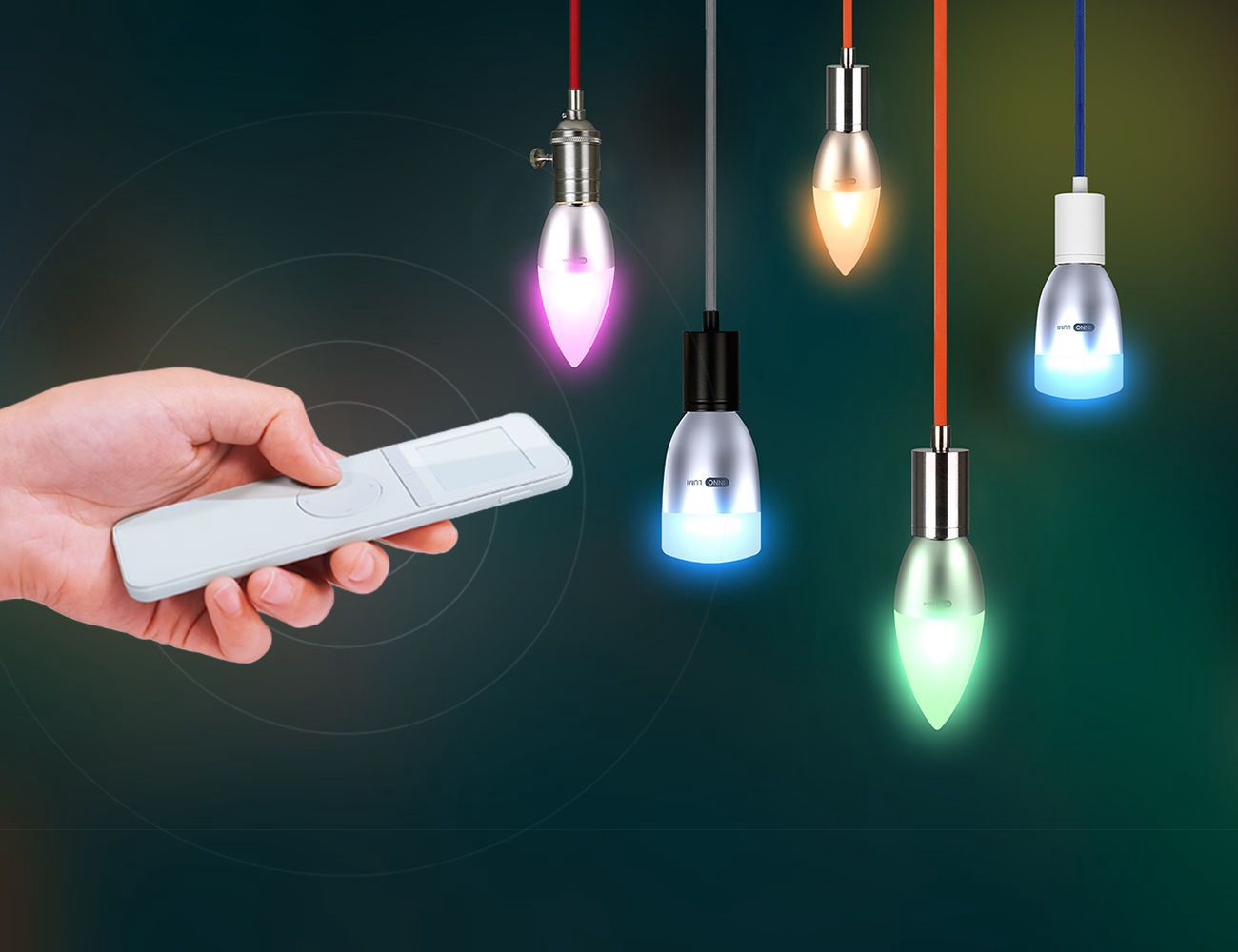 Inno lumi is a suite of smart lighting products providing effortless control of home lighting systems it features an elegantly simple remote control as