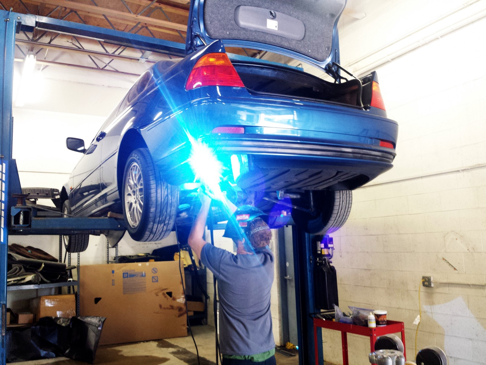 Did You Know That East Valley Collision Auto Body Repair Shop in