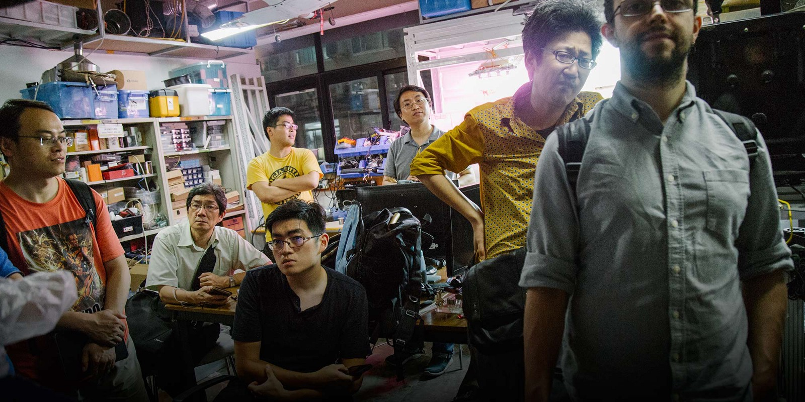 Made in China: The Boom and Bust of Makerspaces