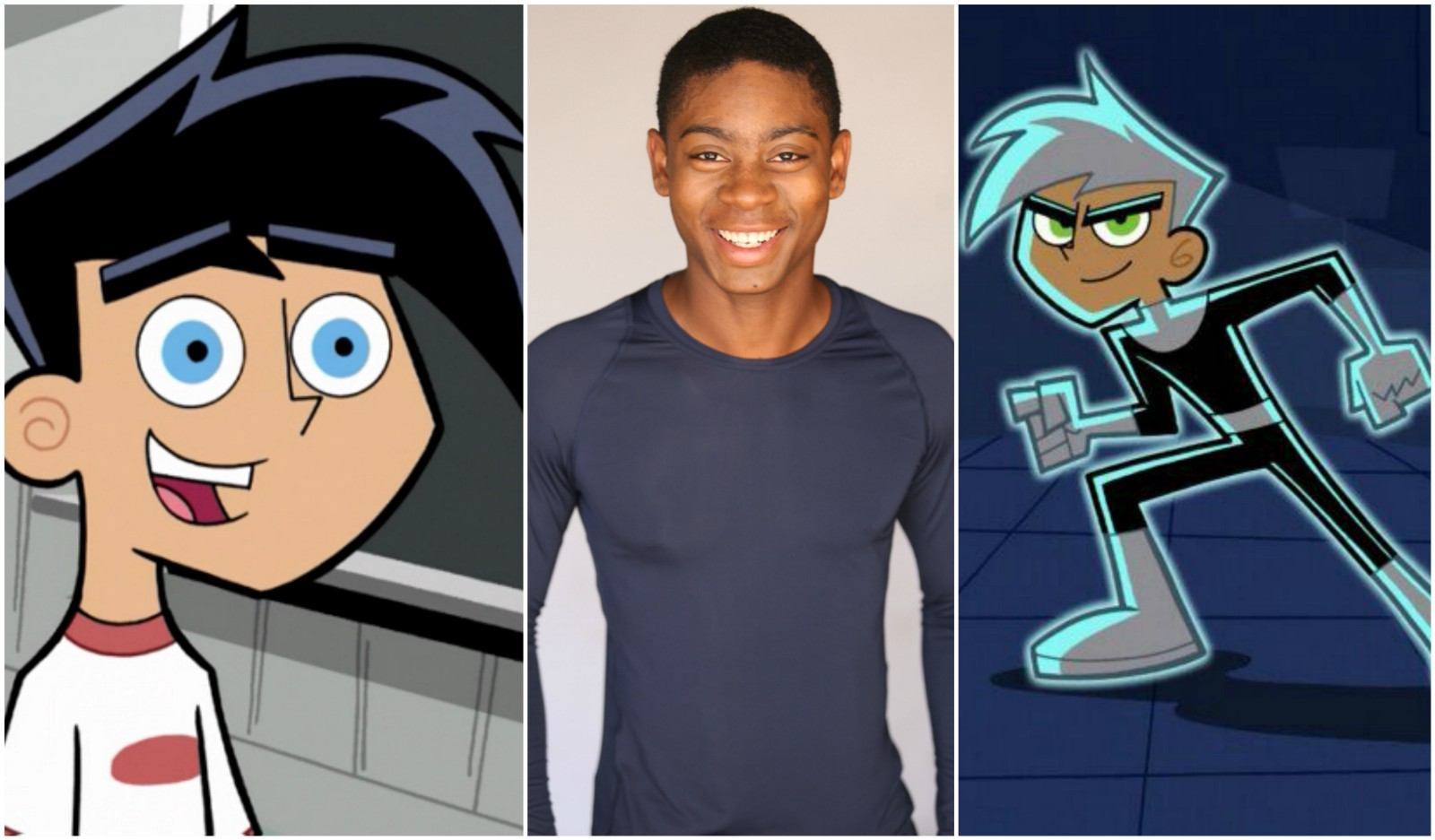 danny phantom fancast � nerdy poc � medium