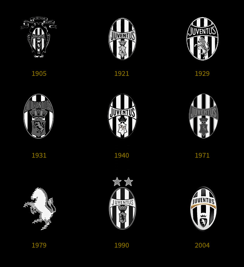 Why the new Juventus logo is actually brilliant ...