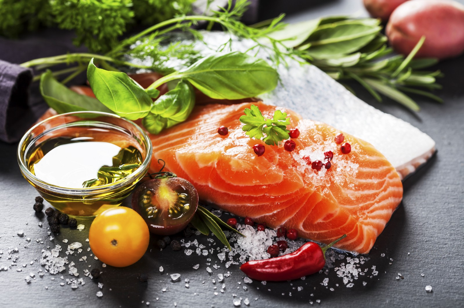 A Mediterranean diet could help in the fight against depression
