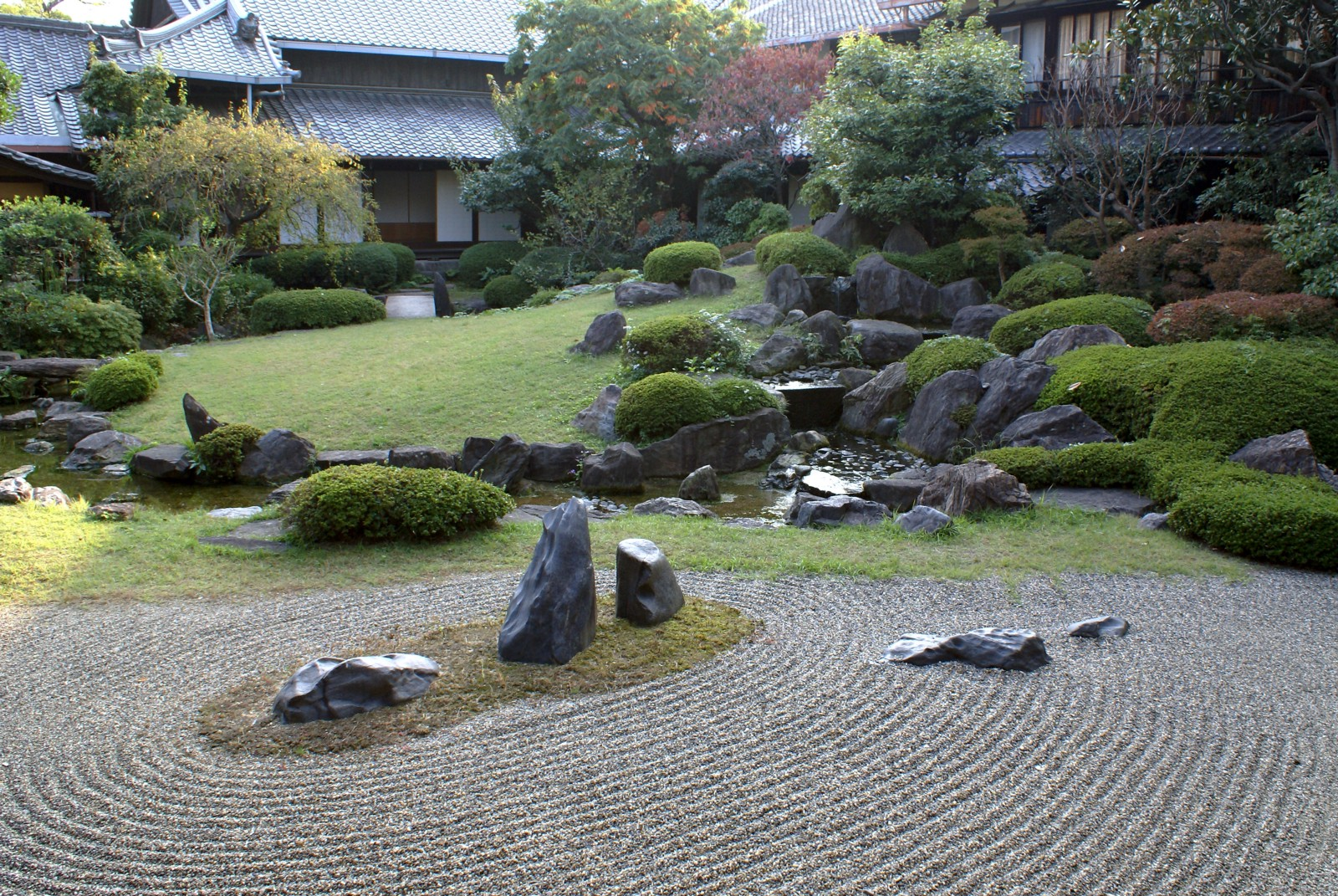 Just picture it  switching from the crowded streets of the City (of  London) to a serene Zen Garden at your backyard. Priceless. So keep reading  to see how ...