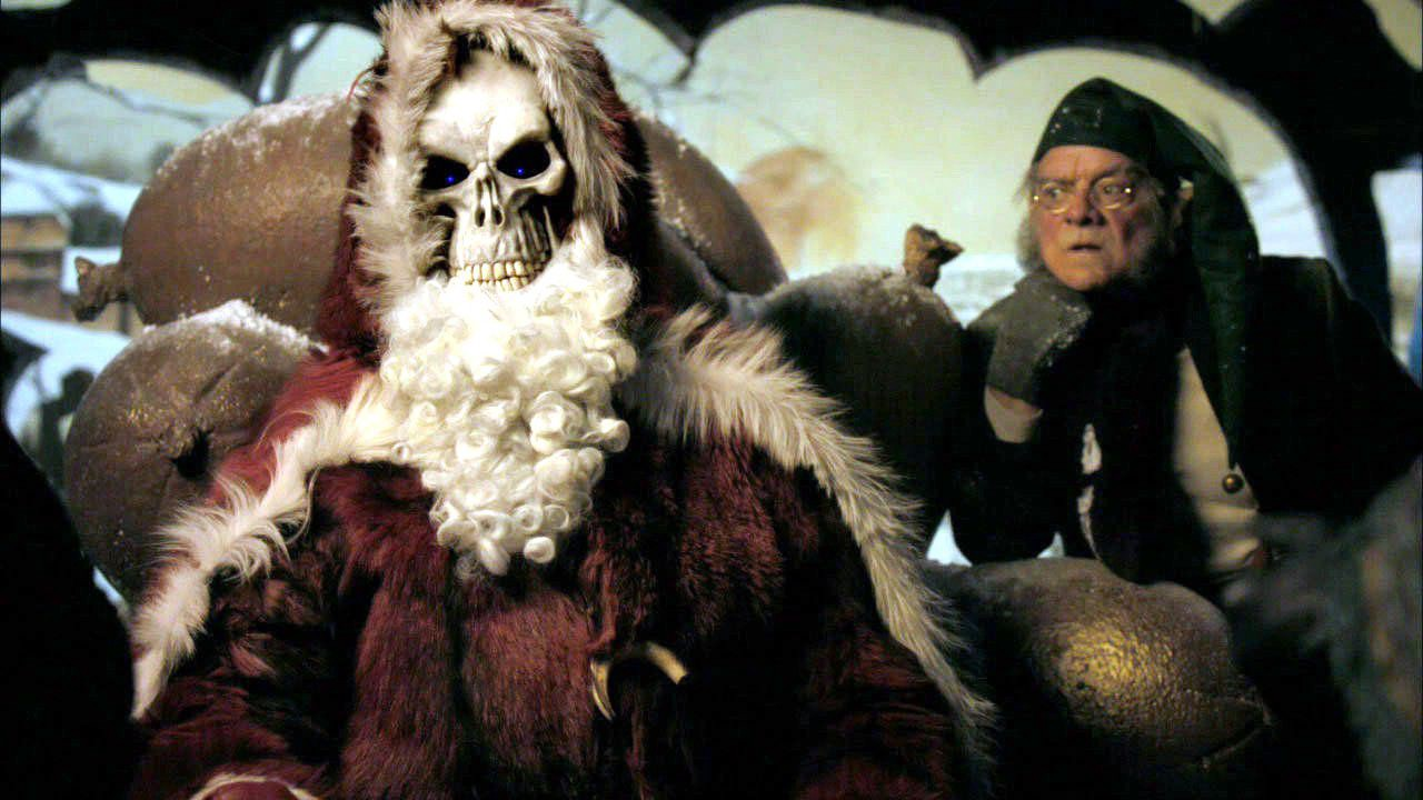 queering the hogfather  christmas as the other
