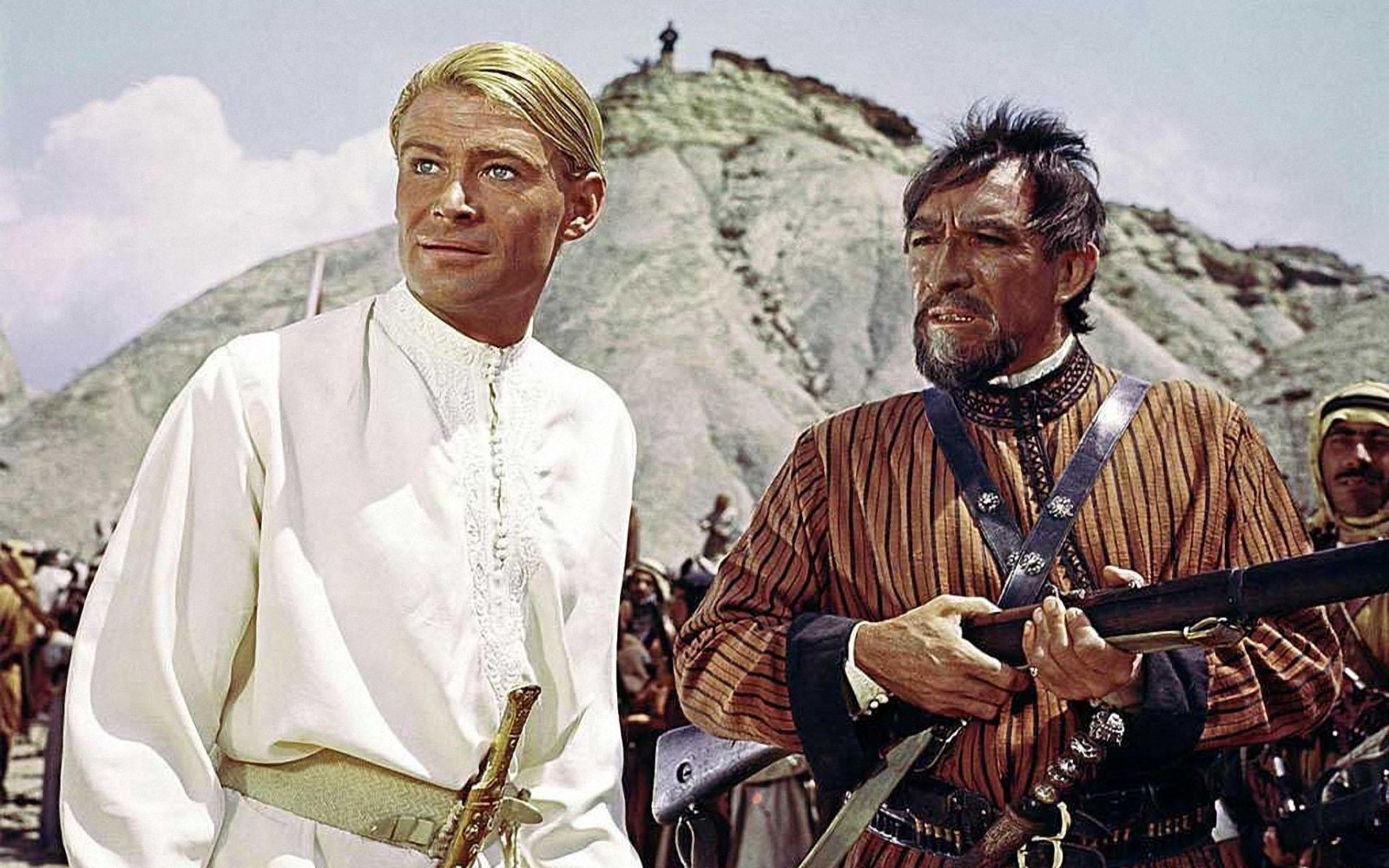 Lawrence Of Arabia The History Of A Film