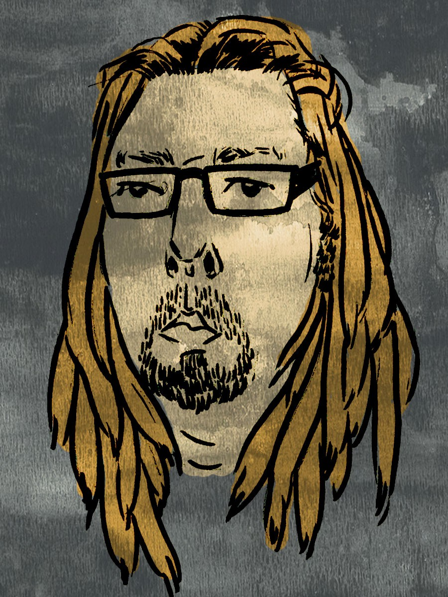 An Unfortunate History Of White Men With Dreadlocks