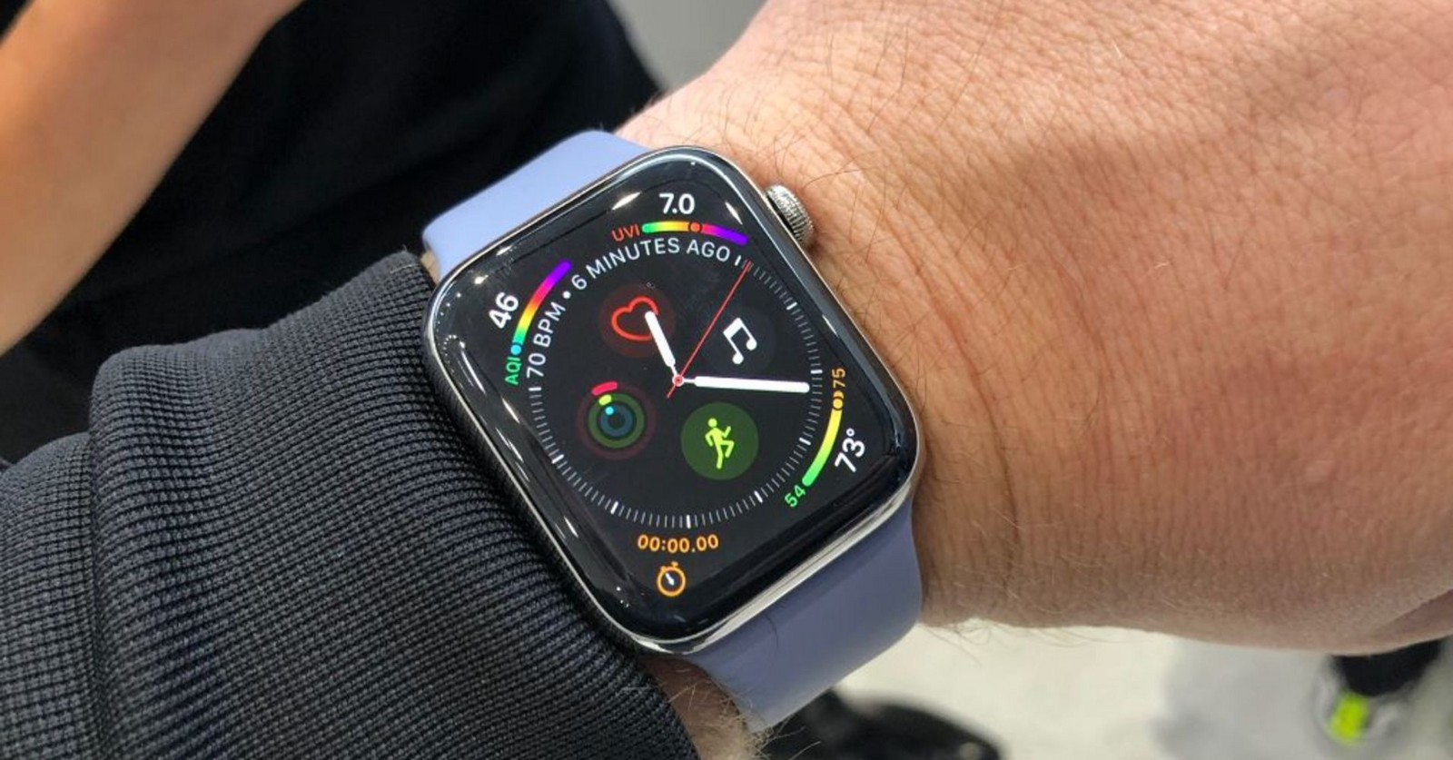 249e39eacbbf6d Apple Watch Day to Day — The Best Smartwatch in the market