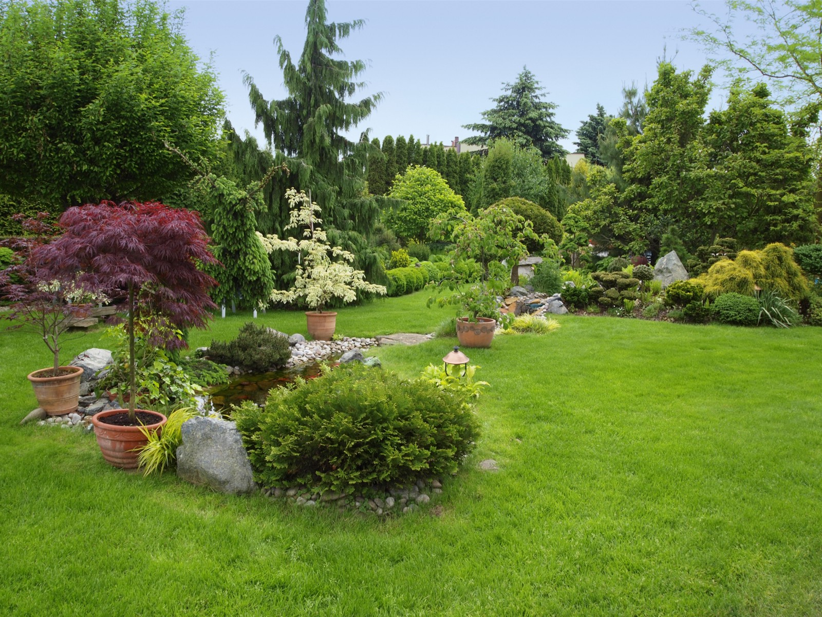 What to take in the garden