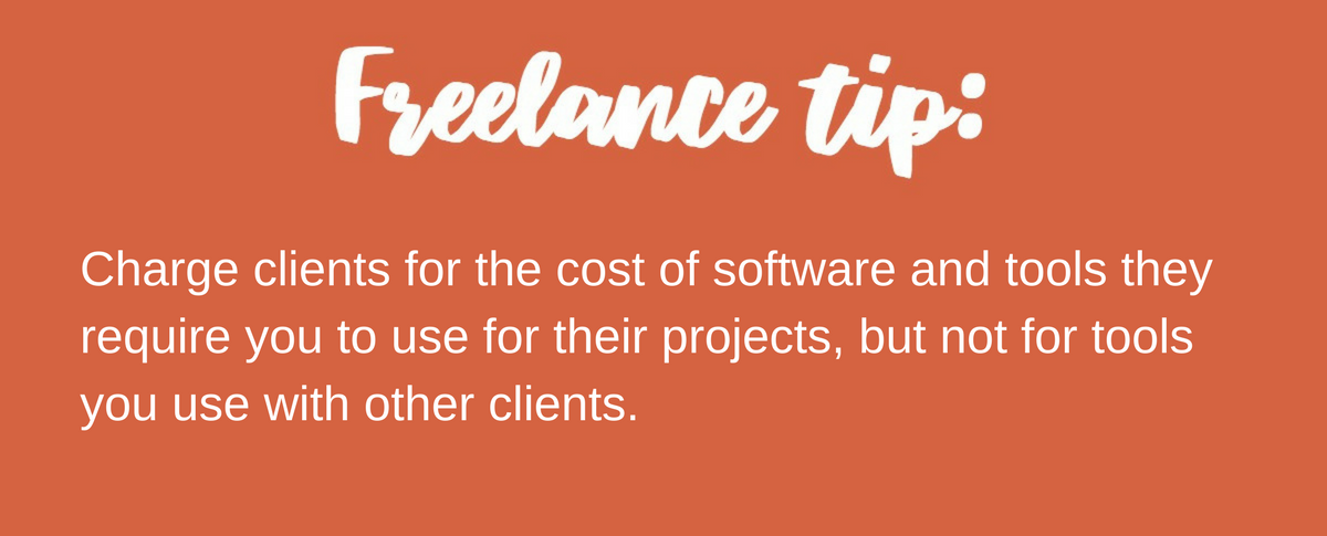 10 Things You Dont Charge Freelance Clients For But Definitely Should