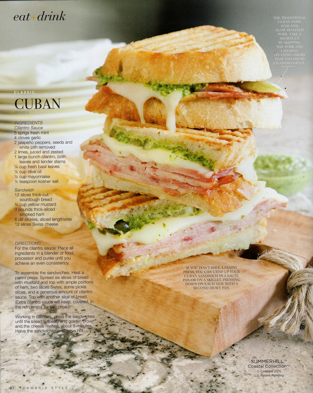 Welp The Foodie Industrial Complex Has Decided It S The Cuban Sandwich S Turn It Should Go Without Saying That If You Want Real Cuban Food